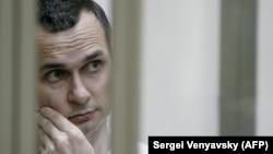 Український режисер Олег Сенцов від 14 травня голодує в російській колонії, вимагаючи звільнення українських політв'язів у Росії