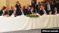 اجتماع اربيل تشرين الثاني 2010