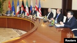 مذاکرات هستهای در بغداد- سوم خردادماه ۱۳۹۱