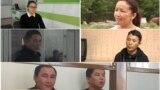 Казахи из Китая, попавшие под суд из-за незаконного пересечения границы.