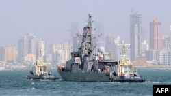 Bahrain also hosts the U.S. Navy's 5th Fleet. (file photo)