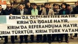 Төркиядә кырымтатарларны яклау кампаниясе җәелә