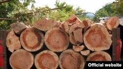 В этом году профильное министерство обязалось ежемесячно выдавать каждой семье по три кубометра дров