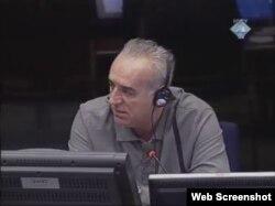 Momir Nikolić, svjedok insajder na suđenju Radovanu Karadžiću, 14. veljače 2012.