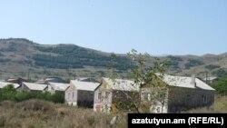 Տեսարան Լոռու մարզի Լեռնապատ գյուղից: