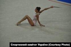 Вікторія Мазур на Всесвітніх іграх у Вроцлаві, 22 липня 2017 року