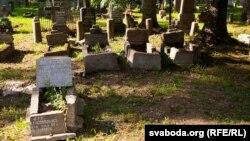 Старыя лідзкія могілкі