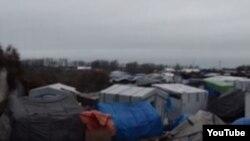 Табір біженців «Джунглі» у французькому Кале