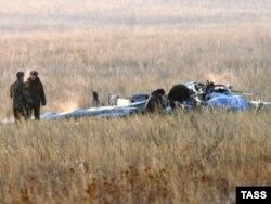 Попередня катастрофа МіГ-29 у Росії 5 грудня 2008 року теж сталася біля Чити