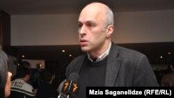 Грузинский эксперт по вопросам местного самоуправления Давид Лосаберидзе