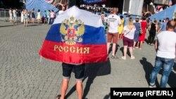 Під триколорами і з військовим оркестром: як минув День Росії в Севастополі (фотогалерея)
