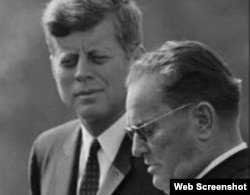 Džon Kenedi i Josip Broz Tito