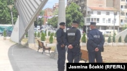 Mitrovica, arhivska fotografija