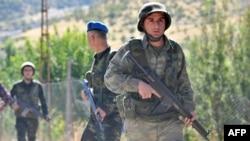 Türkiyə hərbçiləri