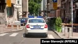 Policija, ilustrativna fotografija
