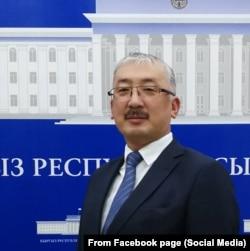 Улан Рыскулов.