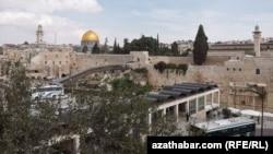 Jerusalem. Al-Aqsa mosque