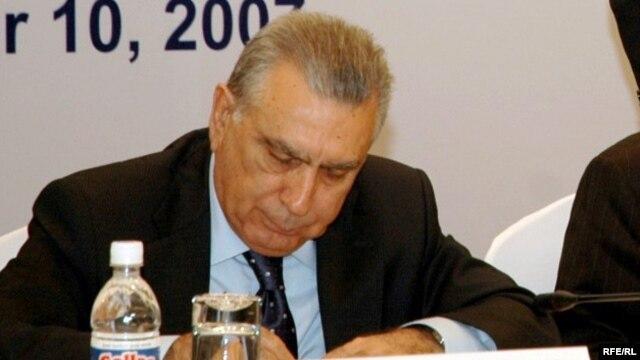 Azərbaycan Prezident Admisnistrasiyasının rəhbəri Ramiz Mehdiyev