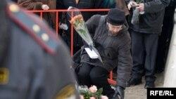 Следствие заявило, что не располагает фотороботом убийцы Маркелова и Бабуровой