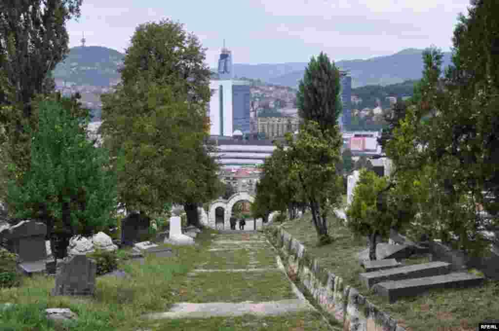 Staro jevrejsko groblje u Sarajevu #2