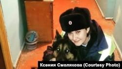 """Кристина Стребельцева. Из профиля """"ВКонтакте"""" под именем Кристина Альховская"""