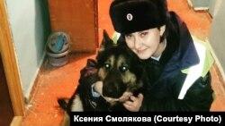 """Кристина Стребельцова. Из профиля """"Вконтакте"""" под именем Кристина Альховская"""