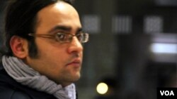 İran azərbaycanlısı bəstəkar Məhəmməd Ənsari.