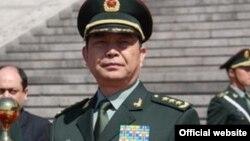 چنگ وانکوان وزیر دفاع چین