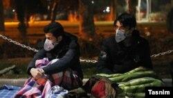 پس از زمینلرزه ۵.۲ ریشتری تهران
