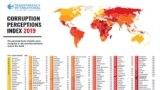 Transparency International-ан графикан сурт