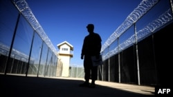 There have been complaints about the treatment of prisoners at Bagram Prison