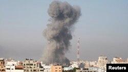 از آسیب جانی یا خسارات وارده به جنوب غزه در پی آتش تانکهای اسرائیلی گزارشی منتشر نشده است.