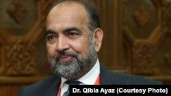 په پاکستان کې د اسلامي نظرياتي کونسل مشر، پروفېسر قبله ایاز