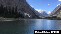 The Mahodand Lake is one of the main tourist attractions in Swat.