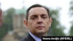 Ono što sada mogu da kažem je da se ne može prisluškivati predsednik i prvi čovek Republike Srbije, a da u tome nema zle namere: Aleksandar Vulin