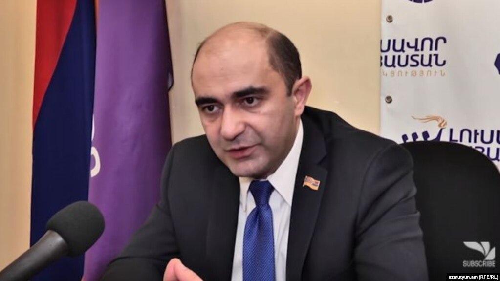 """Эдмон Марукян: Поведение властей Армении в отношении """"Спайки"""" не укладывается в логику экономической революции"""