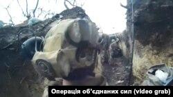 Нашоломна камера снайперів в ОРДЛО