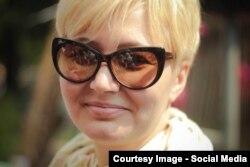 Писательница и педагог Лариса Ницой