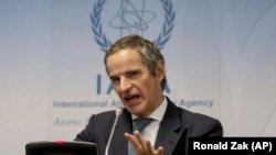 Director General of International Atomic Energy Agency, IAEA, Rafael Mariano Grossi. FILE PHOTO