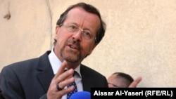 مارتن كوبلر الممثل الخاص لأمين عام الأمم المتحدة في العراق