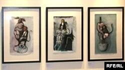 نمایشگاه «مجیک آو پرشیا» آثار هنرمندان ایرانی در دبی