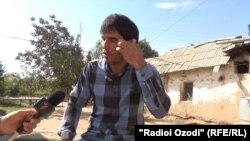 Шаҳбоз Аҳмадов.
