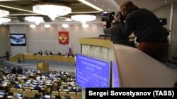 Нишасти порлумони Русия