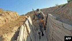 2012-ci ildə təhlükəsizlik və müdafiə sektorunda itkilər 97 nəfər olub