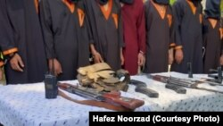یک گروه هفت نفری داعش که پلان داشت جلسه مشترک منسوبین اردوی ملی و بزرگان قومی را هدف قرار دهد، مشخص و گرفتار شده است.