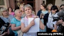 Што б сказалі актывісткі руху «Маці 328» Лукашэнку