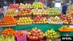 Россия и Белоруссия испытывают большие потребности в фруктах и овощах из Таджикистана.