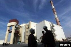 Centrali bërthamor në Bushehr...