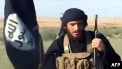 Представитель «ИГ» Абу Мохаммад аль-Аднани.