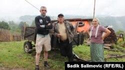 Ahmo, Muša i Nedim Ademović